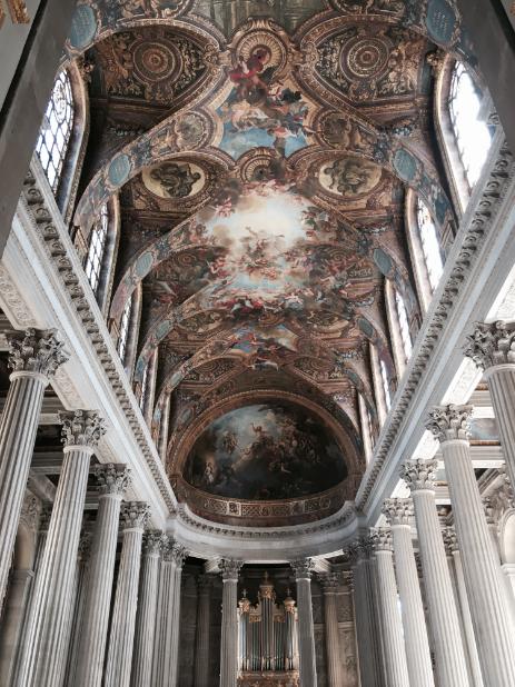 Chapelle Versailles
