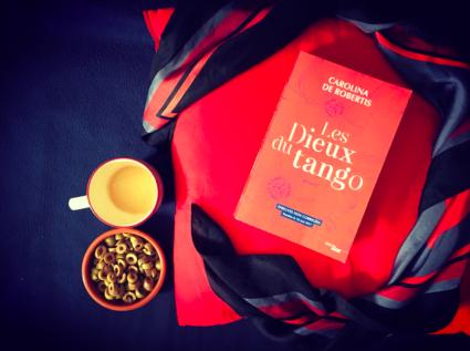 Les dieux du tango livre