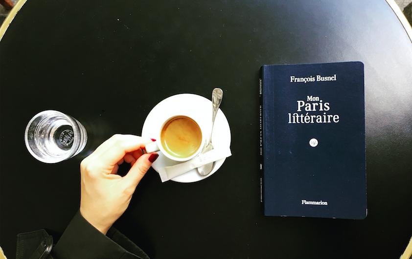 mon paris littéraire françois busnel