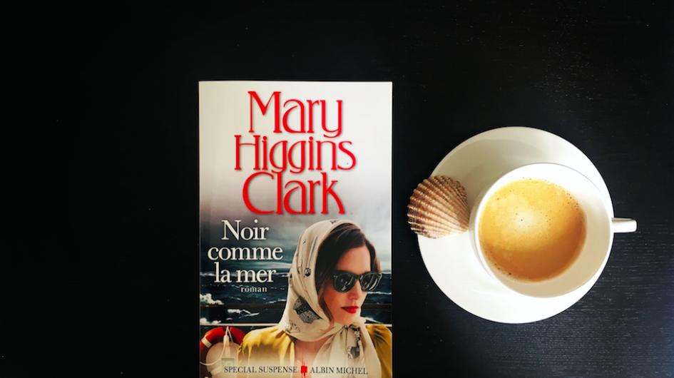 noir comme la mer Mary Higgins Clark