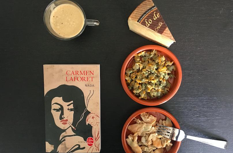 Nada Carmen Laforet plat espagnol