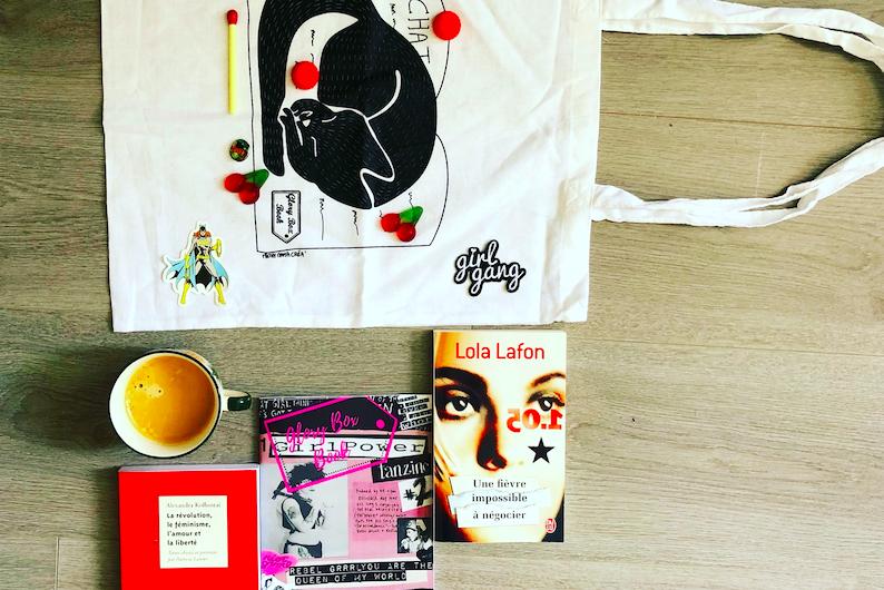 glory box book box littéraire féminine
