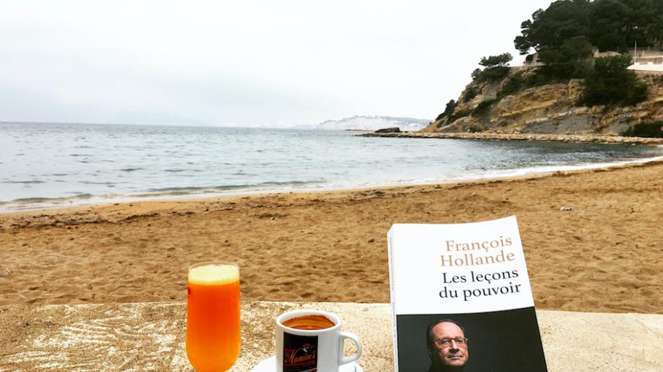 les leçons du pouvoir François Hollande