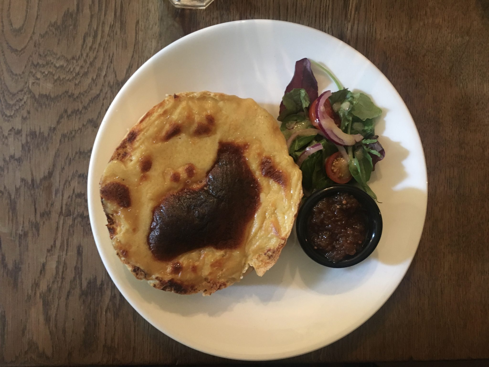 Sally Lunn's bun Bath