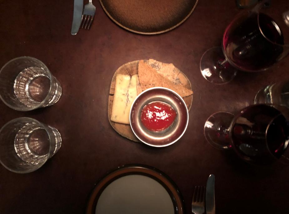 fromage et vin suédois