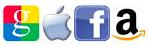 GAFA : Google Amazon Facebook Apple
