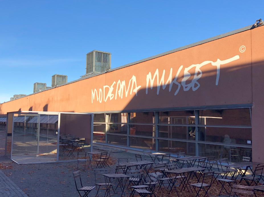 musée dart moderne stockholm