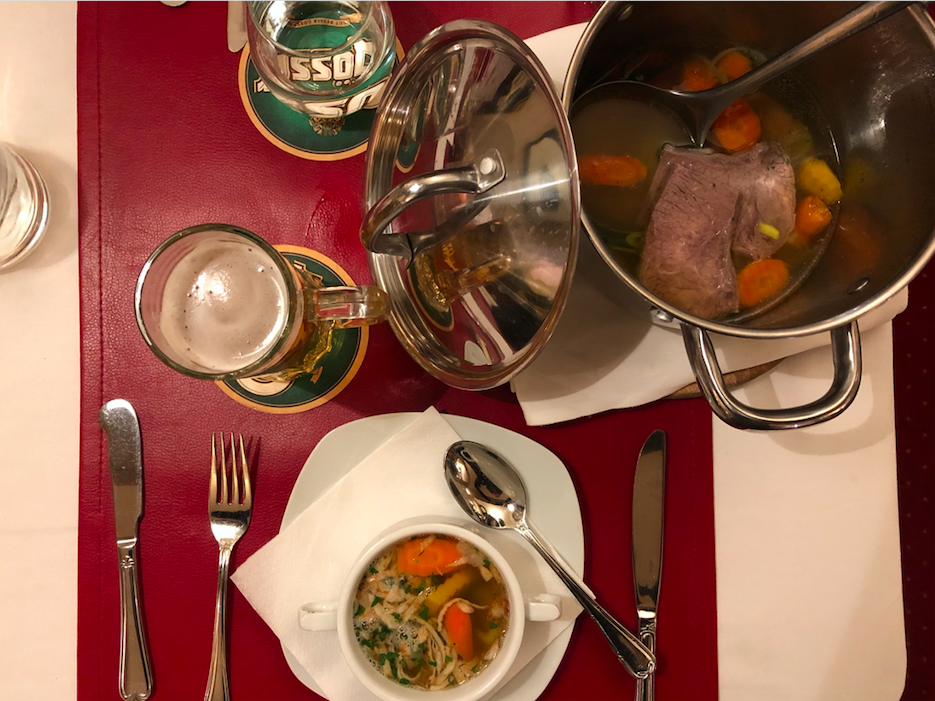 tafelspitz bouillon boeuf