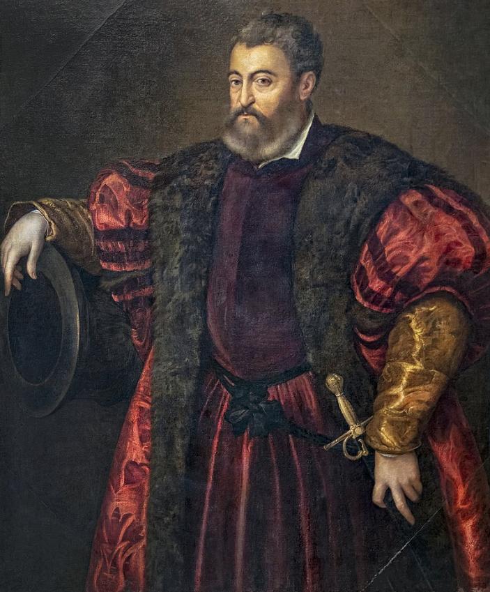 Alphonse Ier d'Este mari de Lucrèce
