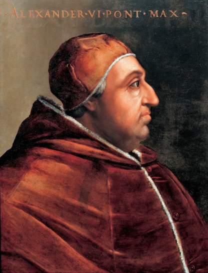 alexandre VI pape