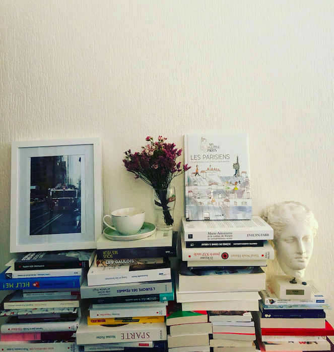 my little paris livre decoration