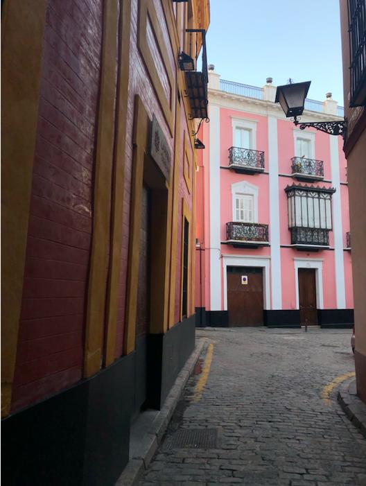 Rue de Séville Espagne
