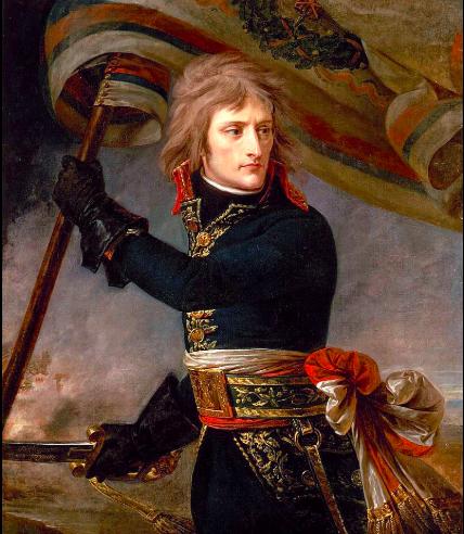 Napoleon Bonaparte pont d'arcole