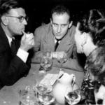 Boris Vian Jean Paul Sartre Simone de Beauvoir