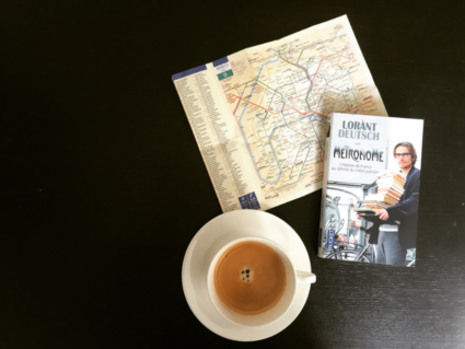 Métronome Lorant Deutsch café