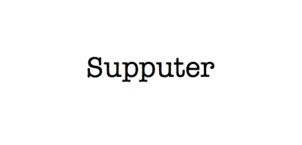 Supputer