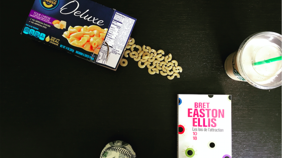 Les lois de l'attraction Bret Eason Ellis