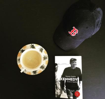 Kennedy de georges ayache café