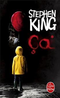 Livre horreur Ca Stephen King