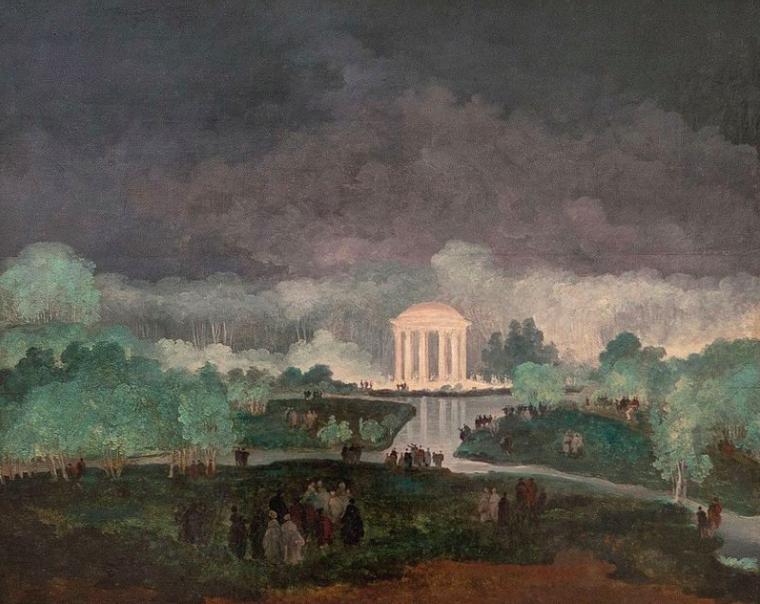 Temple de l'Amour au Petit Trianon, Versailles - Visite et Histoire