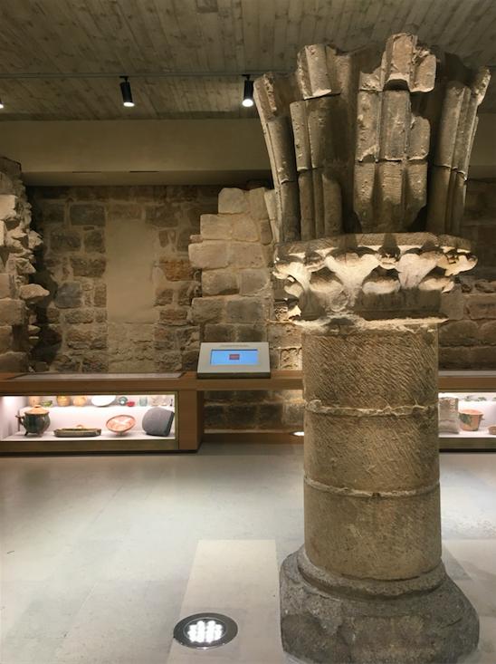 la salle basse dite saint louis Louvre