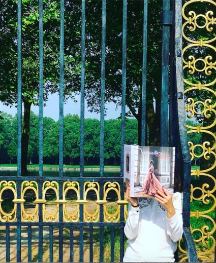 Versailles et la mode laurence benaim