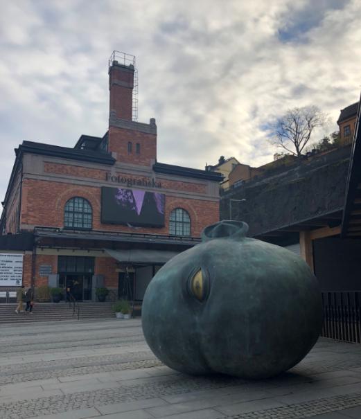musée Fotografiska stockholm