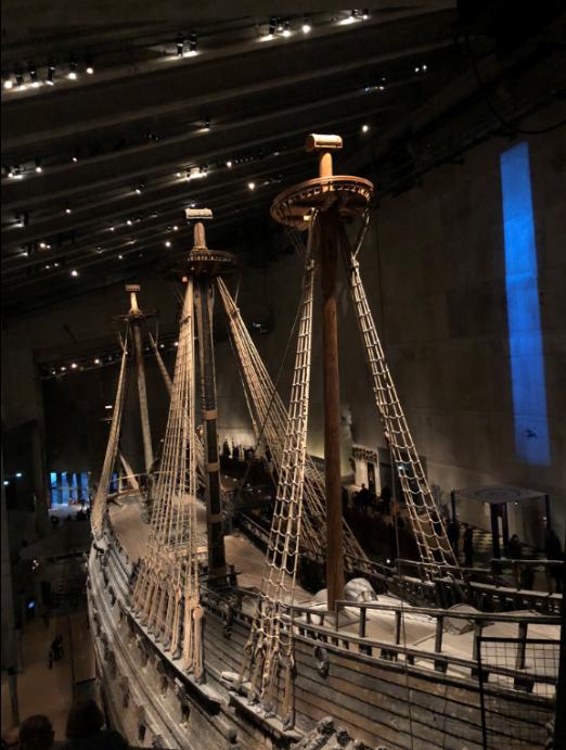 musée vasa stockholm