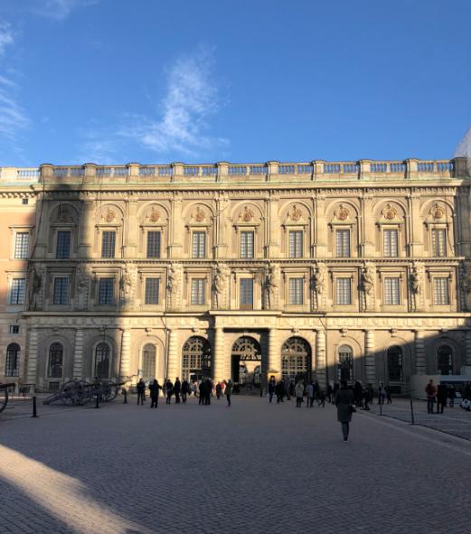 palais royal stockholm Kungliga Slottet