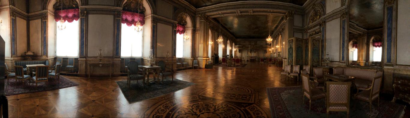 white sea palais royal stockholm