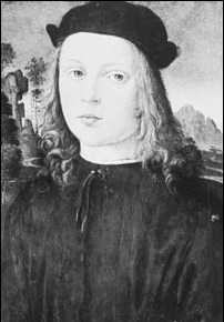 Alphonse d'Aragon mari de Lucrèce