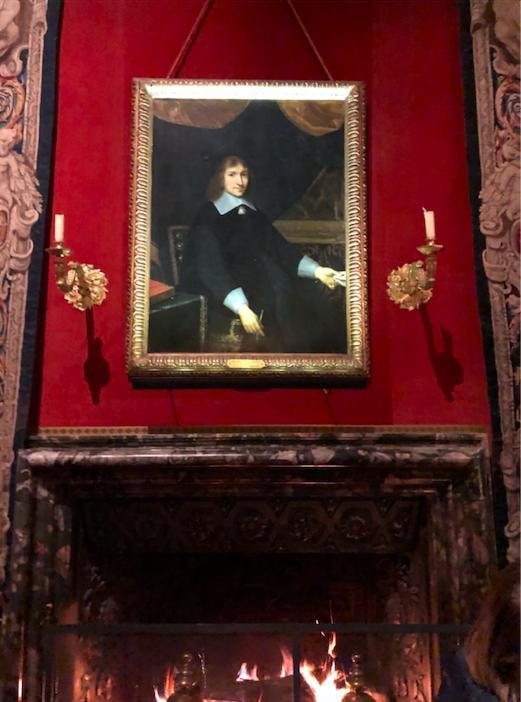 portrait nicolas fouquet