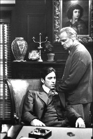 Mafia Corleone FIlm Le Parrain