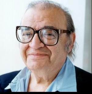 Mario Puzo portrait