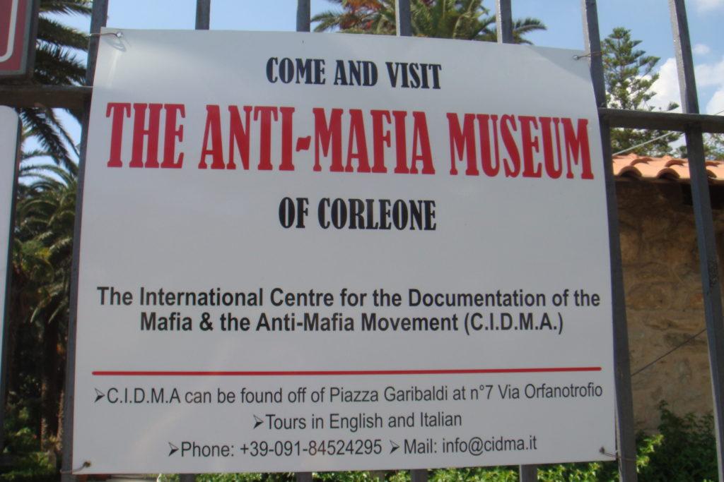 anti mafia museum corleone