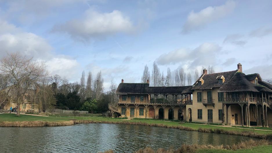 maison de la reine hameau de la reine