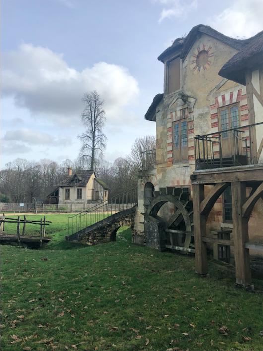 moulin du hameau de la reine