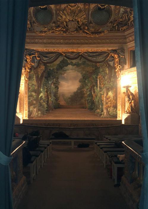 petit theatre reine trianon