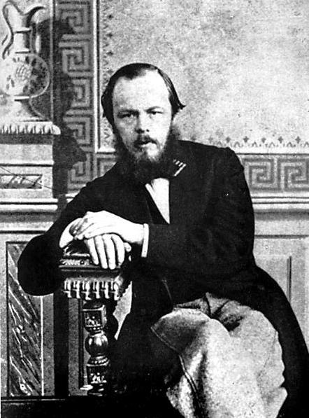 Fiodor Dostoïevski en 1863