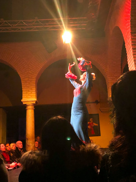 Flamenco Tablao Séville