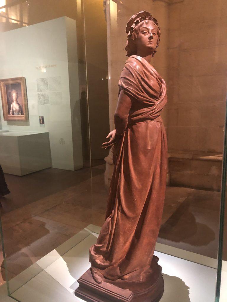 Marie-Antoinette à l'échafaud de Lord Ronald Gower