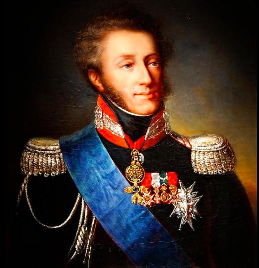Louis-Antoine d'Artois, duc d'Angoulême