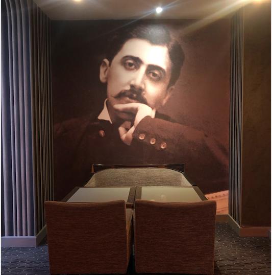 Portrait Marcel Proust