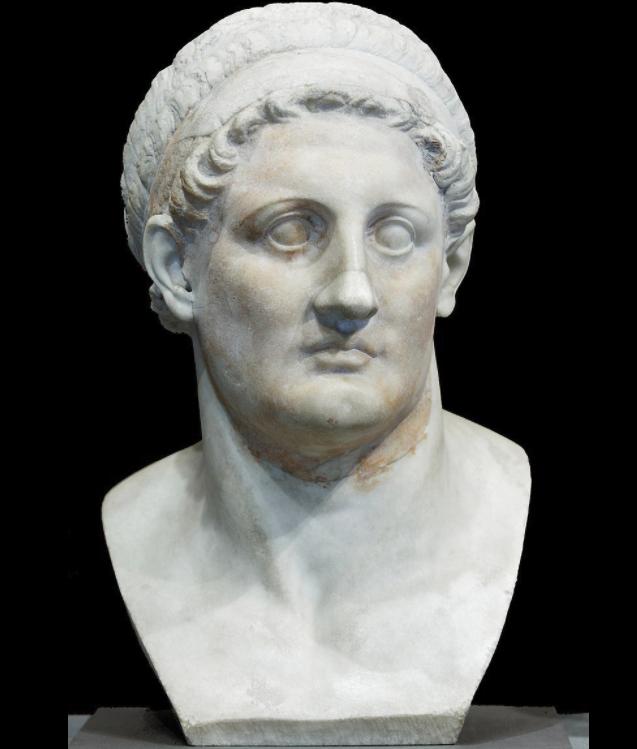 Buste Ptolémée Ier